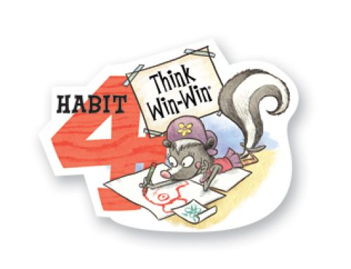 The Seven Habits: Habit 4–Think Win Win
