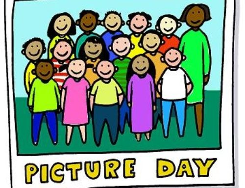 Picture Days: March 22nd Spring & April 23rd Kindergarten Graduation