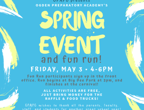 Spring Event & Fun Run