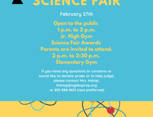 Jr. High Science Fair