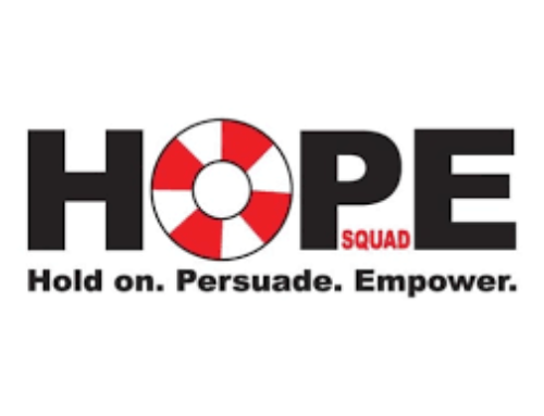 Hope Squad Field Trip