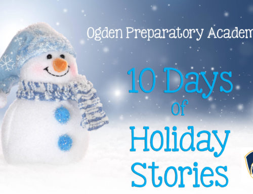 10 Days of Holiday Stories