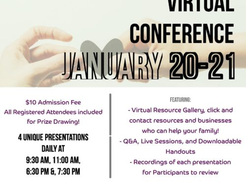 Family Links Virtual Conference: Jan. 20/21