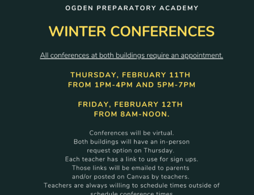 OPA Winter Conferences